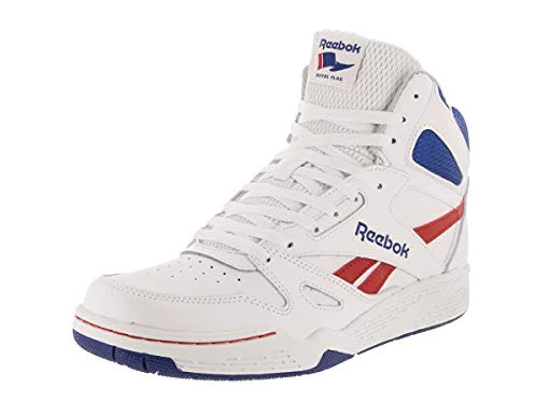 749e3a5361a01f Lyst - Reebok Royal Bb4500 Hi Fashion Sneaker in White for Men