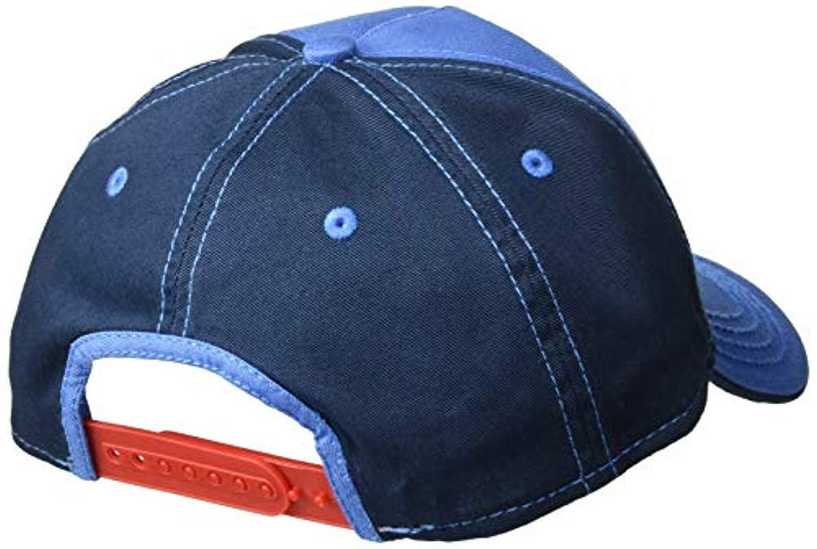 1843a49109556 True Religion - Blue Digital Horseshoe Ball Cap for Men - Lyst. View  fullscreen