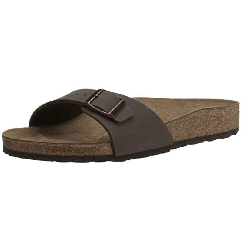c21a9e6c315 Birkenstock  s Madrid Birko-flor Sandals for Men - Lyst