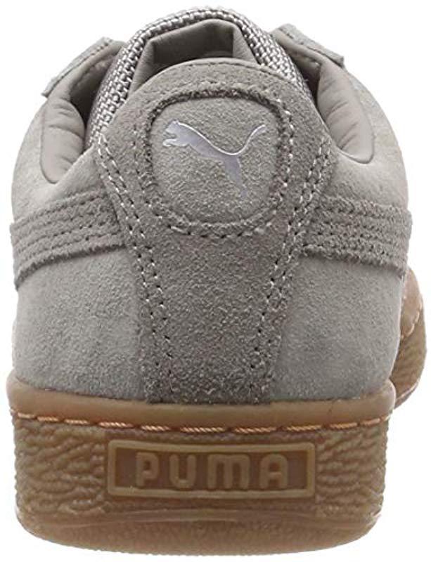 Puma Unisex Adults  Basket Classic Weatherproof Low-top Sneakers for Men -  Lyst 061d260ea