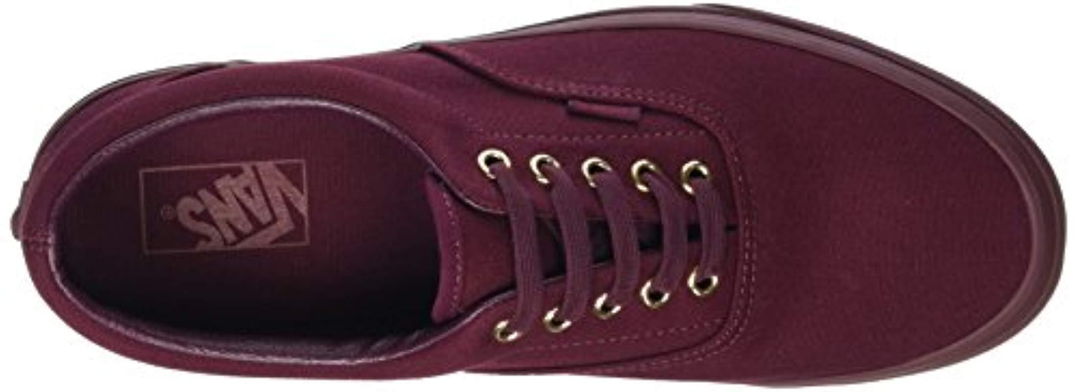 8abf375009c957 Lyst - Vans Unisex Era Skate Shoes