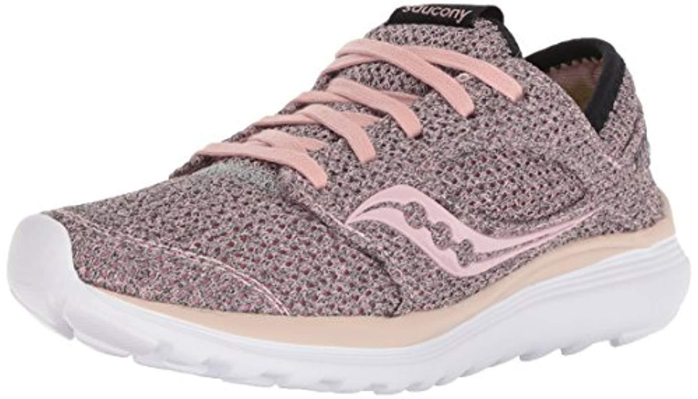 6bcf3e28b3 Saucony. Men s Pink Cohesion 11 Running Shoe ...