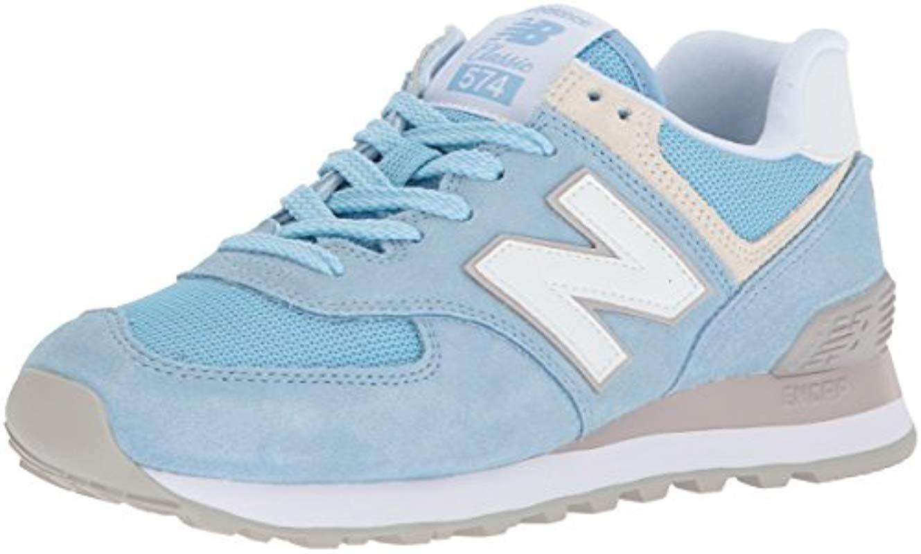 07b64cbb19352 Lyst - New Balance S 574v2 Sneaker in Blue - Save 8%