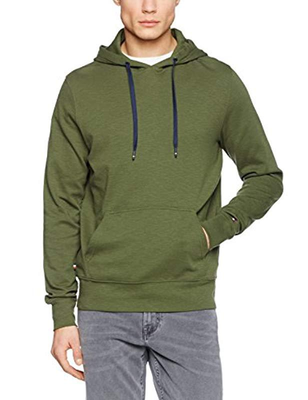 89abd526bc8a0 Tommy Hilfiger Kion Hdd L s Vf Sports Hoodie in Green for Men - Lyst