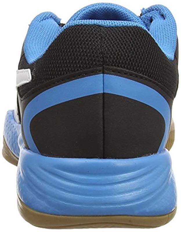 Puma Unisex Adults  Veloz Indoor Ii Indoor Shoes in Black for Men - Lyst 94d83797f