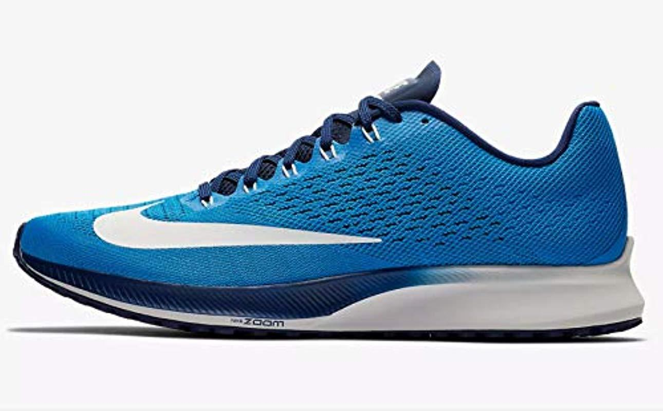 d05bf8aed1461 Nike Air Zoom Elite 10 Competition Running Shoes in Blue for Men - Lyst