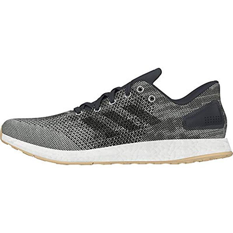 60b92cfb14cbf adidas Pureboost Dpr Trail Running Shoes Grey in Gray for Men - Lyst