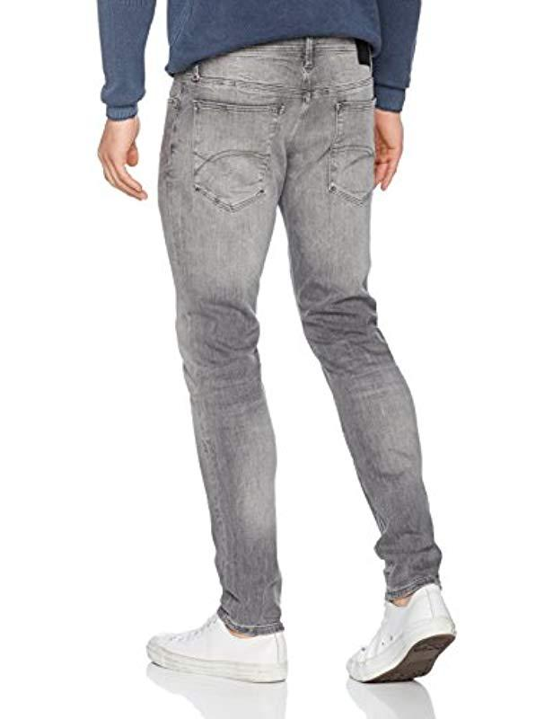 c7633f463 Tommy Hilfiger Skinny Simon Slim Jeans in Gray for Men - Lyst