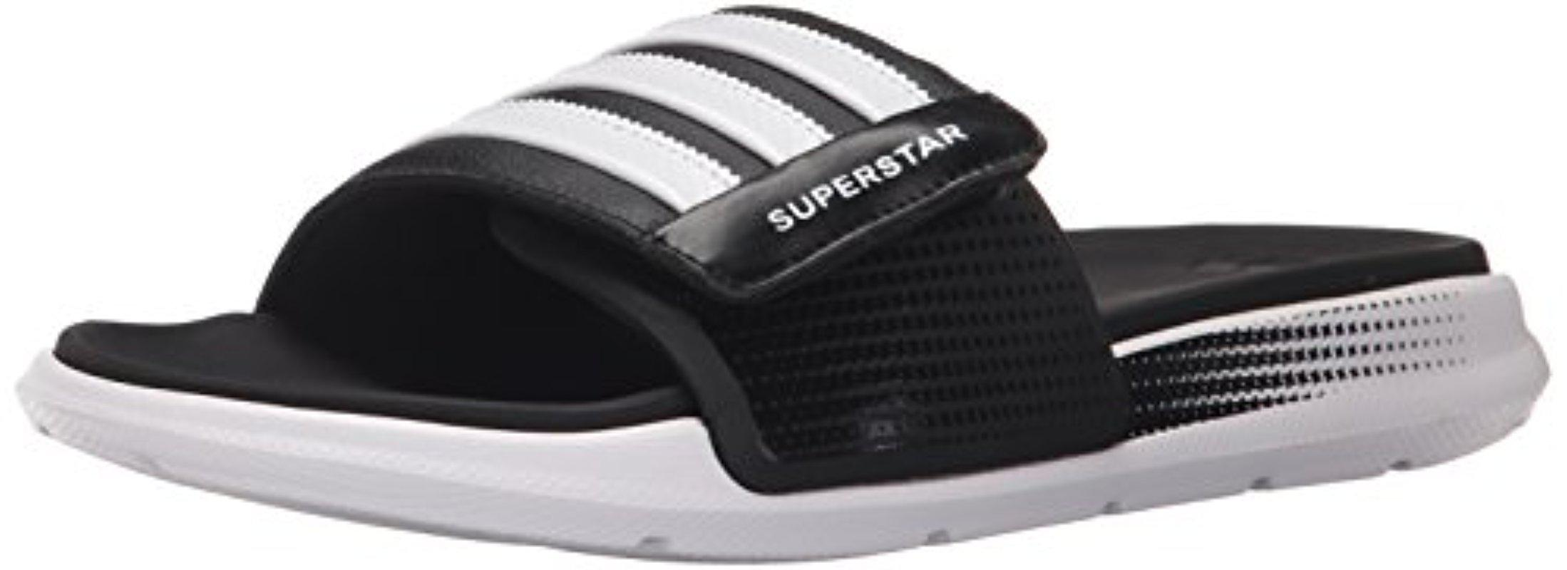 2cff121365c8b Lyst - adidas Originals Adidas Performance Superstar 4g M Sandal in ...