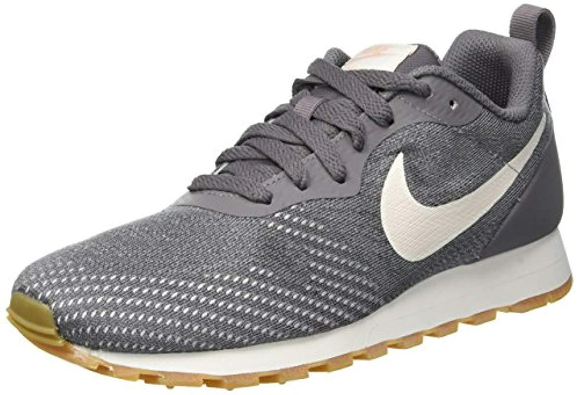 4052b0d567e7f Nike Wmns Md Runner 2 Eng Mesh Competition Running Shoes - Save 33 ...