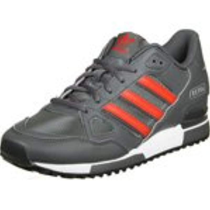 buy popular a5249 e11c4 ... reduced adidas s zx 750 running shoes in gray for men lyst 0a25e b9951
