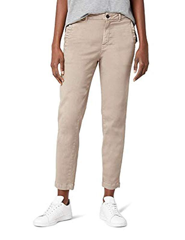 G-Star Raw Bronson Mid Skinny Chino Wmn Trousers - Lyst fcde0a984066