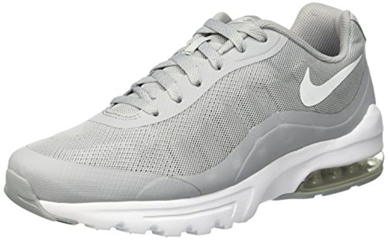 00c2d59a3ca973 Lyst - Nike Air Max Invigor Print Running Shoes in Gray for Men