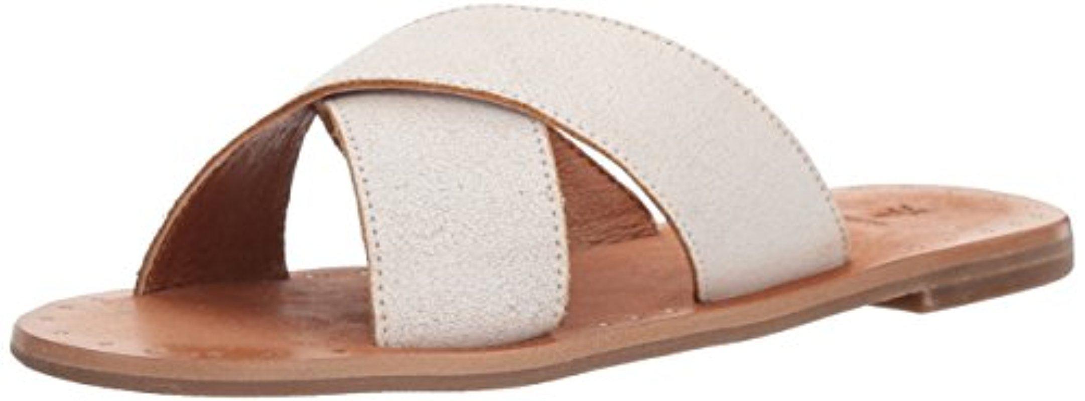 Women's Ally Criss Cross Slide Sandal