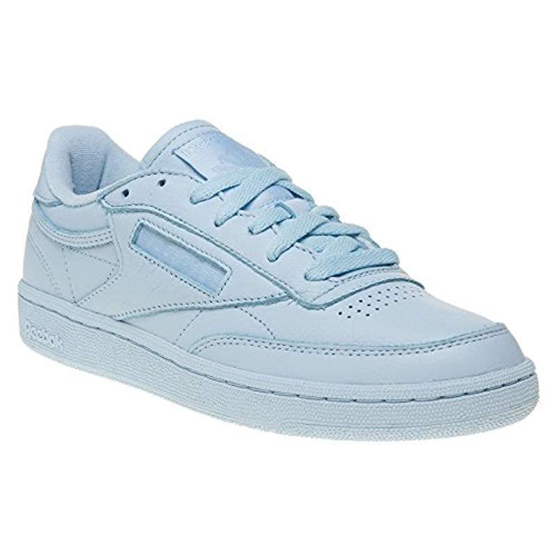708314ef1 Reebok Club C 85 Elm Gymnastics Shoes in Blue for Men - Save 35% - Lyst