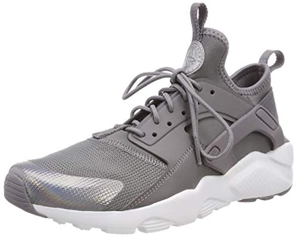 on sale 58a1a 326d3 Nike Air Huarache Run Ultra Gs Competition Shoes in Gray - Lyst