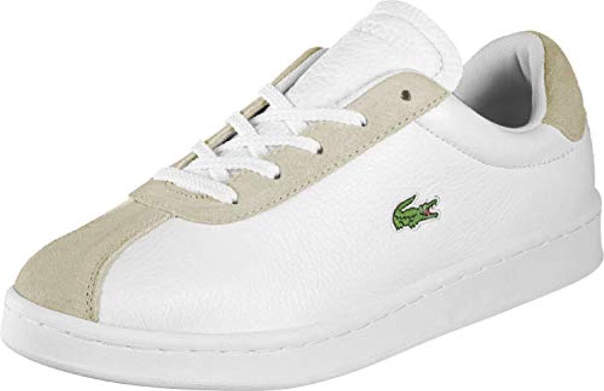 b8813440cb6 119 Lacoste Trainers Sfa Lyst White Masters 2 In N8n0mw