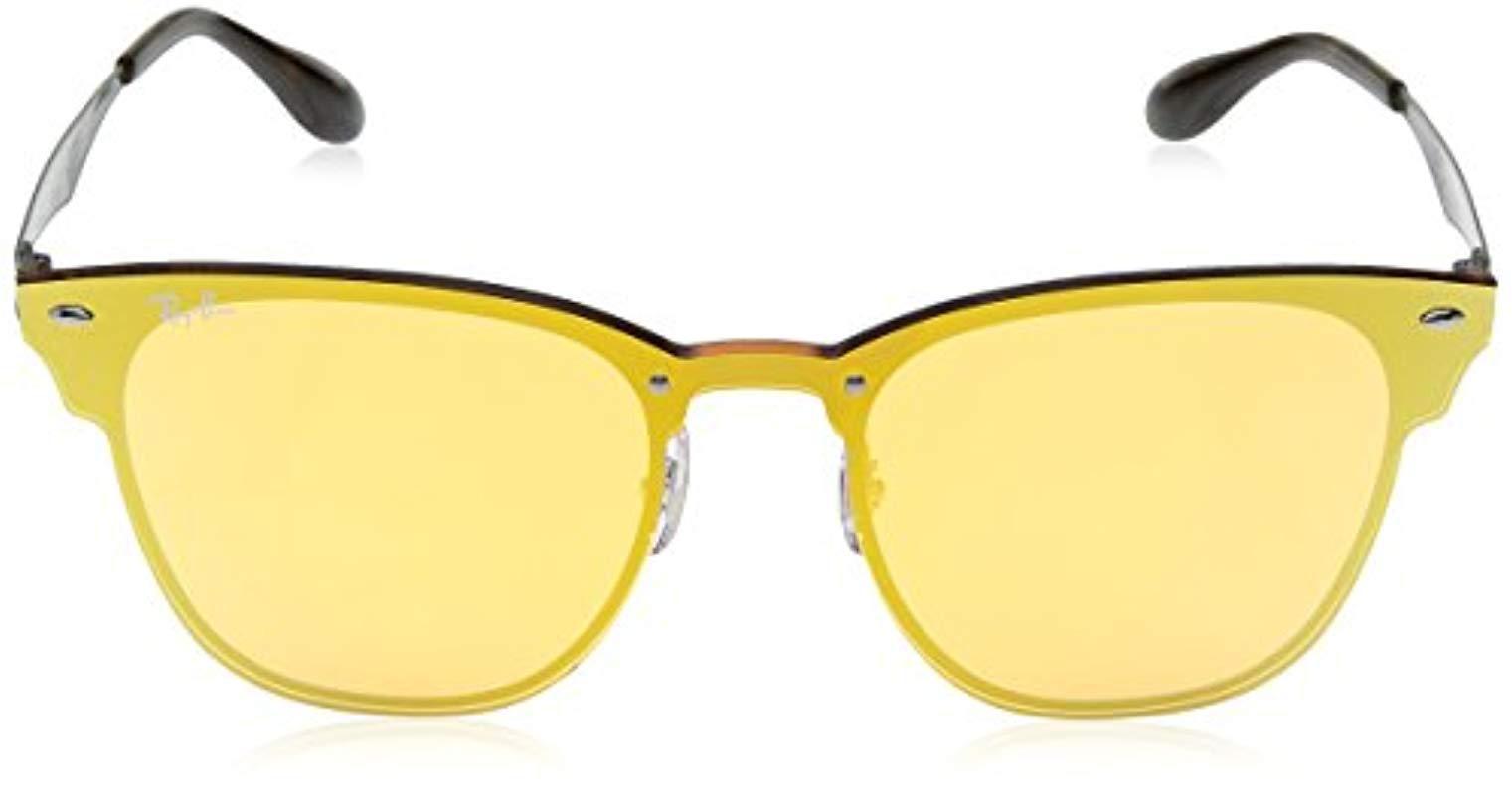 28d6b4d3e8 Ray-Ban - Black Unisex-adult s 3576n Sunglasses