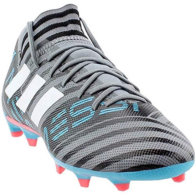 278499cd0 ... new zealand lyst adidas nemeziz messi 17.3 fg soccer shoe core black  solar 5a318 e464c