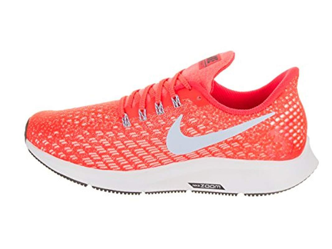 e5548fb7dcf3 Nike - Blue Air Zoom Pegasus 35 Running Shoes for Men - Lyst. View  fullscreen
