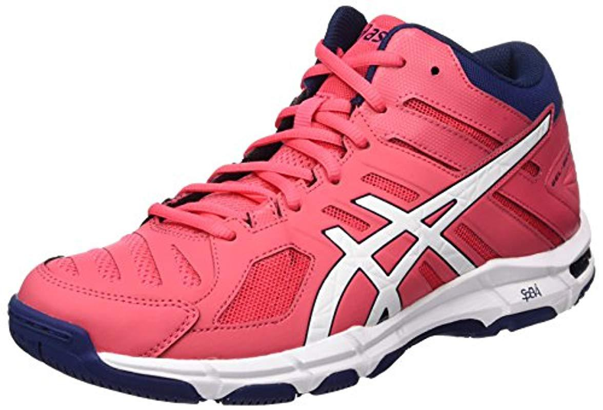 da2f879a8e3ca Asics Gel-beyond 5 Mt Volleyball Shoes in Red - Lyst