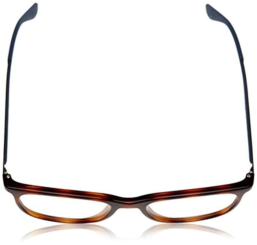 7fe97a4c54 Ray-Ban - Brown Rx7078 Glasses In Shiny Black Rx7078 2000 53 for Men -.  View fullscreen