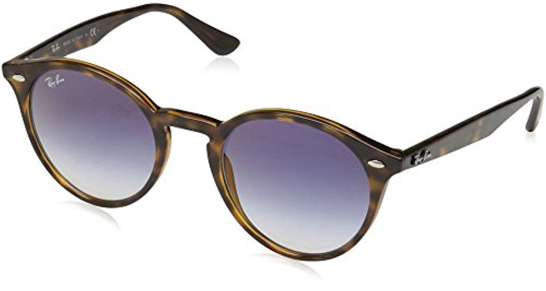 83b8261ded800 Lyst - Ray-Ban 0rb2180 Non-polarized Iridium Round Sunglasses ...
