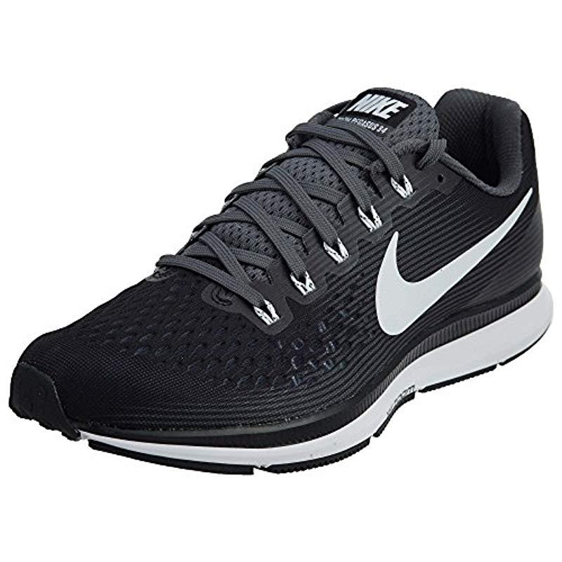 66d1e87c04c7f Nike Air Zoom Pegasus 34 Running Shoes White blue for Men - Lyst