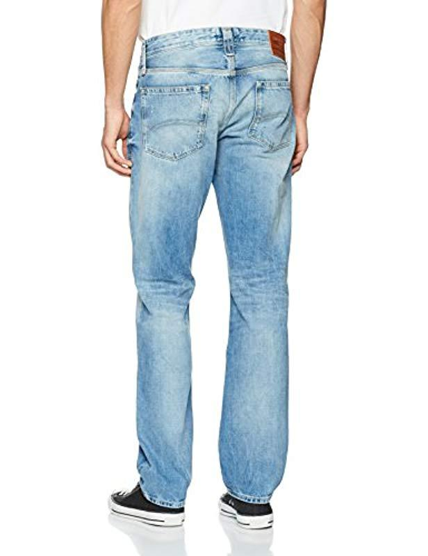 d3bf5e6c4 Tommy Hilfiger Original Straight Ryan Mbbd Jeans in Blue for Men - Save 20%  - Lyst