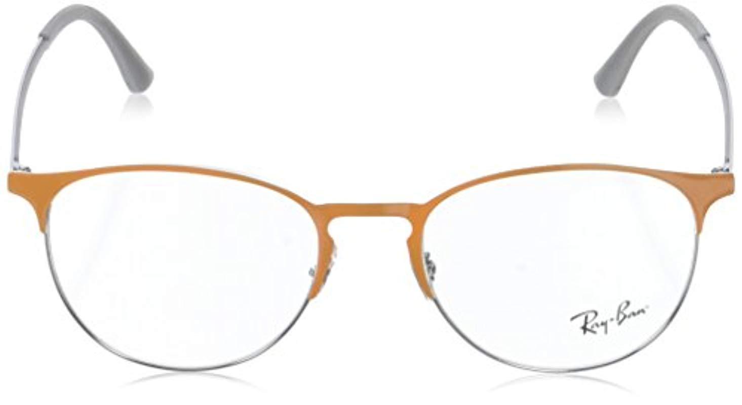 c99ca91f1d Ray-Ban 0rx 6375 2949 51 Optical Frames