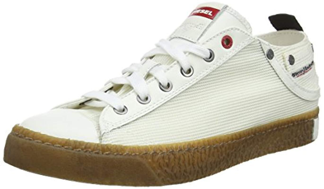 e8e2e46a9db0 DIESEL Exposure Low-top Sneakers in White for Men - Save 16% - Lyst