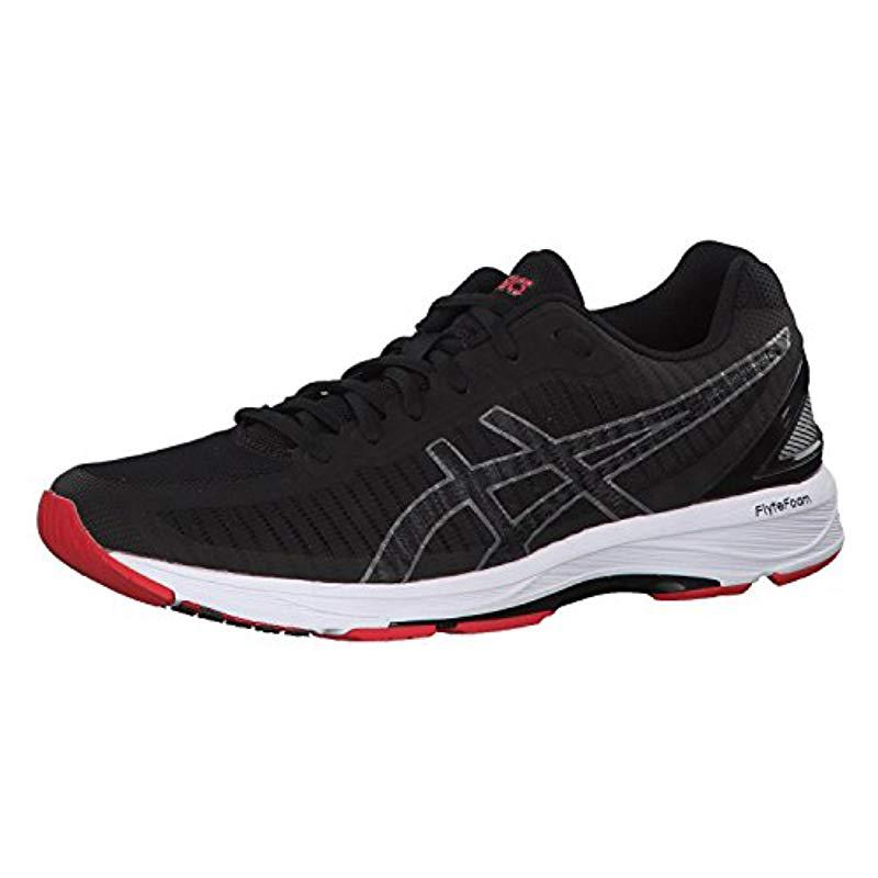 new style 210b4 878ac Asics Gel-ds Trainer 23 Running Shoes in Black for Men - Lyst