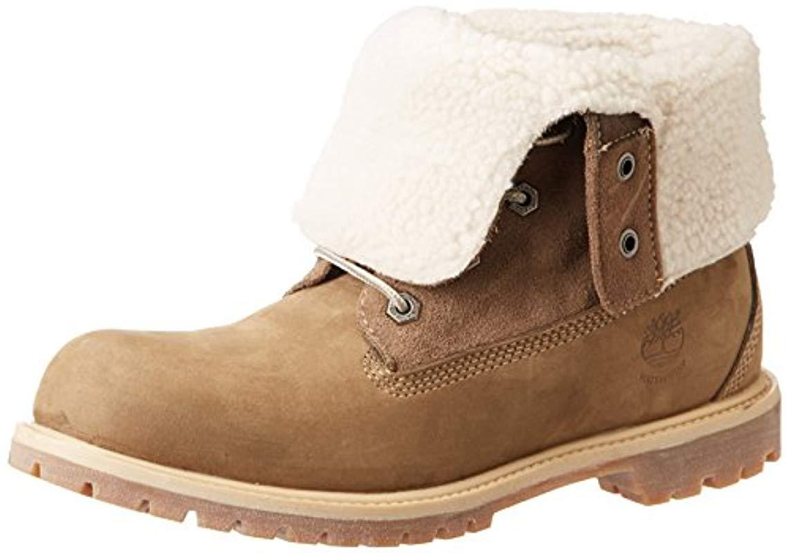 Timberland. Authentics Teddy Fleece Waterproof 6fa4945a94be
