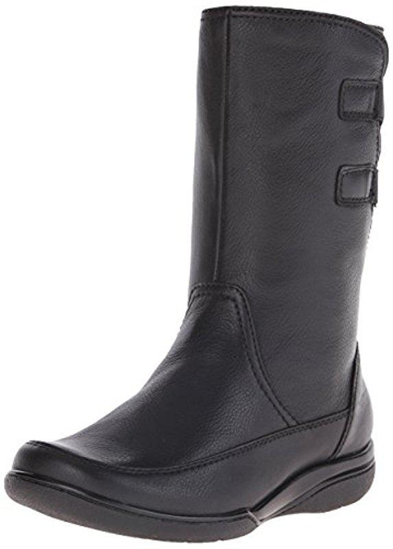 abdb63f9148 Lyst - Clarks Kearns Flash Boot in Black for Men