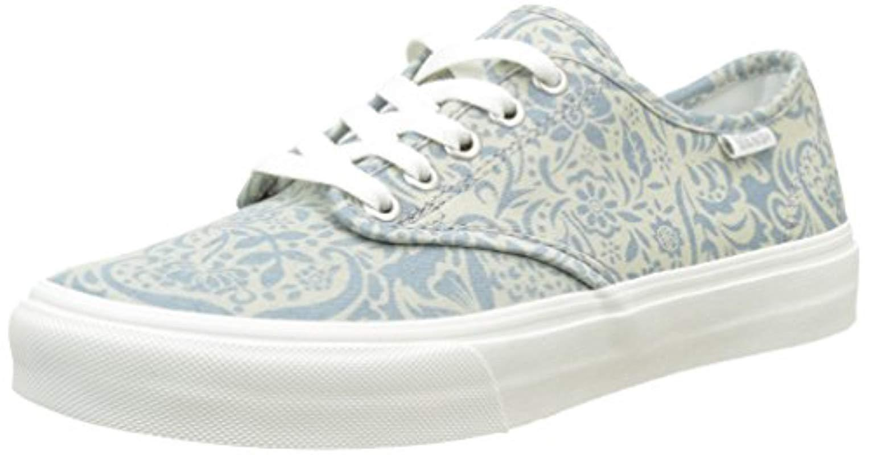79b64fe98f Vans Wm Camden Stripe Low-top Sneakers in Blue - Lyst