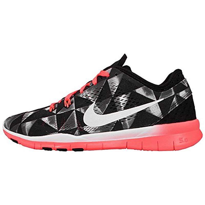 aff4b7dc9646 Nike. Black Free 5.0 Tr Fit 5 Print