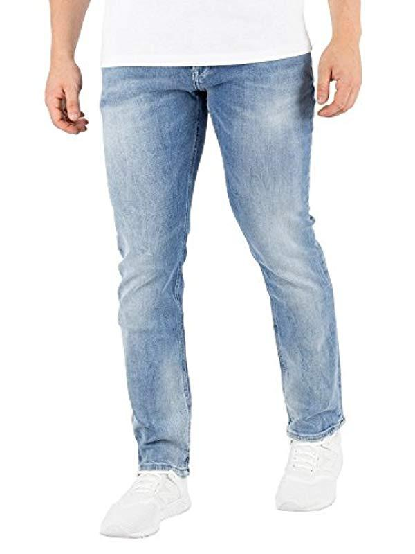 2d10a94a Tommy Hilfiger Scanton Slim Jeans in Blue for Men - Lyst