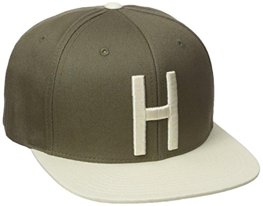 2d4e548b995e1 Lyst - Herschel Supply Co. Toby Hat in Green for Men