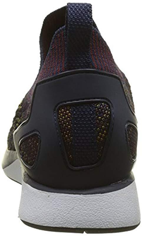 new concept e83d8 c07a0 Nike - Blue s Air Zoom Mariah Flyknit Racer Gymnastics Shoes for Men -  Lyst. View fullscreen