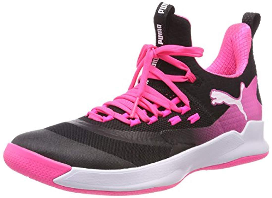 93ebe101ff048f PUMA - Black Rise Xt Fuse 2 Wn s Multisport Indoor Shoes - Lyst. View  fullscreen