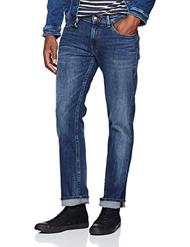 21e79cc8 Tommy Hilfiger Original Ryan Straight Leg Jeans in Blue for Men ...