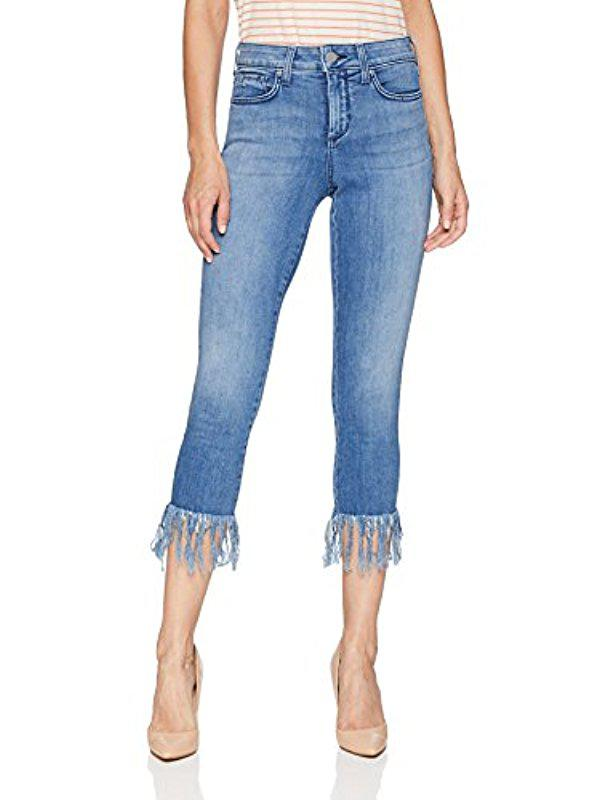 Buy Cheap Finishline Ami Skinny Ankle w/ Long Fray in Capitola (Capitola) Womens Jeans NYDJ Deals Online 4GfawLWl
