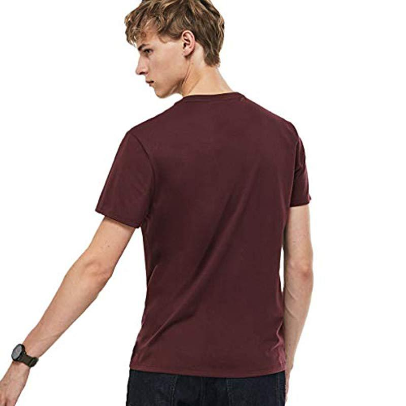 b328e3494 Lacoste T-shirt for Men - Lyst