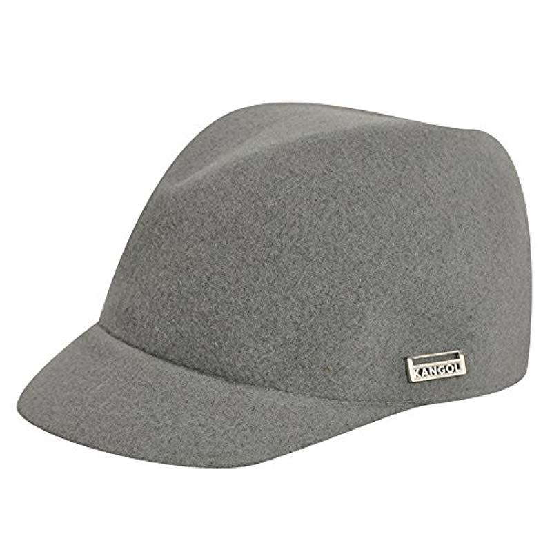 f824144bcb6 Lyst - Kangol Wool Colette in Gray for Men