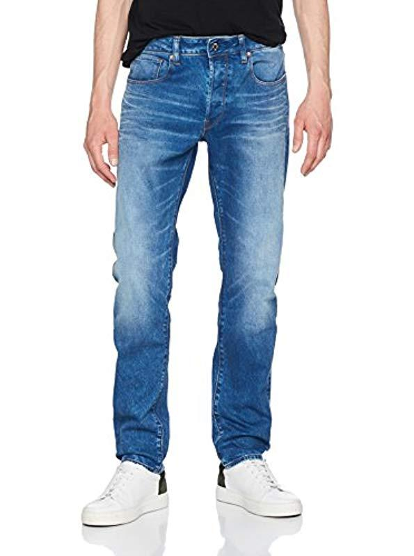 3a19a127f74c10 G-Star Raw Jeans in Blue for Men - Lyst