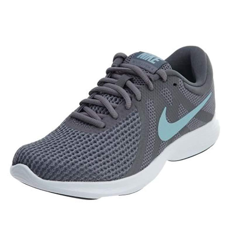 730555058cdfe Lyst - Nike Wmns Revolution 4 Running Shoe in Gray