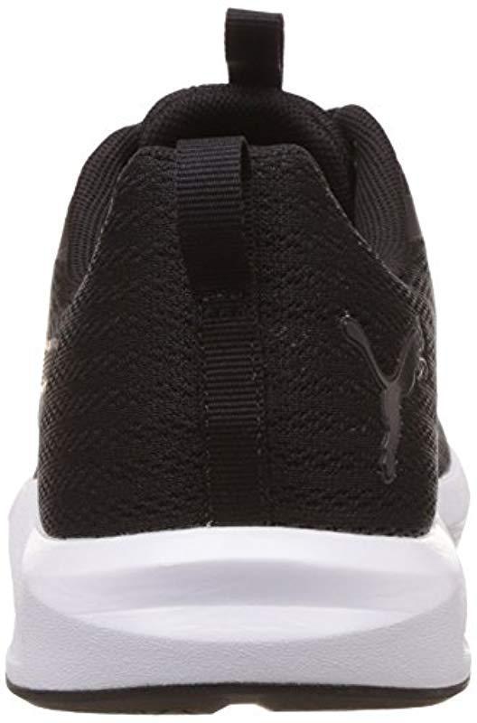 f5e211c2552 PUMA - Black Prowl Wn s Fitness Shoes - Lyst. View fullscreen