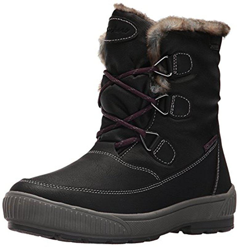 Women's Woodland Winter BootBlack11 M US