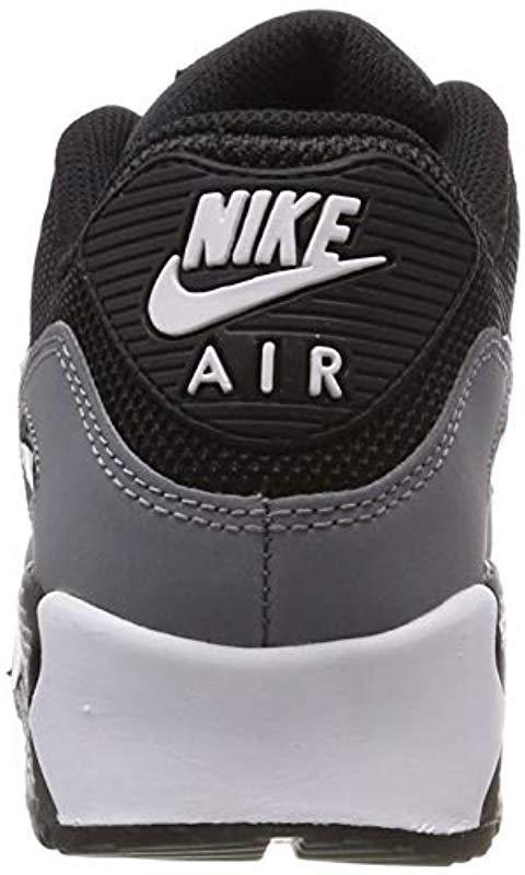 purchase cheap 7d5e2 1c156 Nike - Air Max 90 Essential Gymnastics Shoes, (black white cool Grey. View  fullscreen