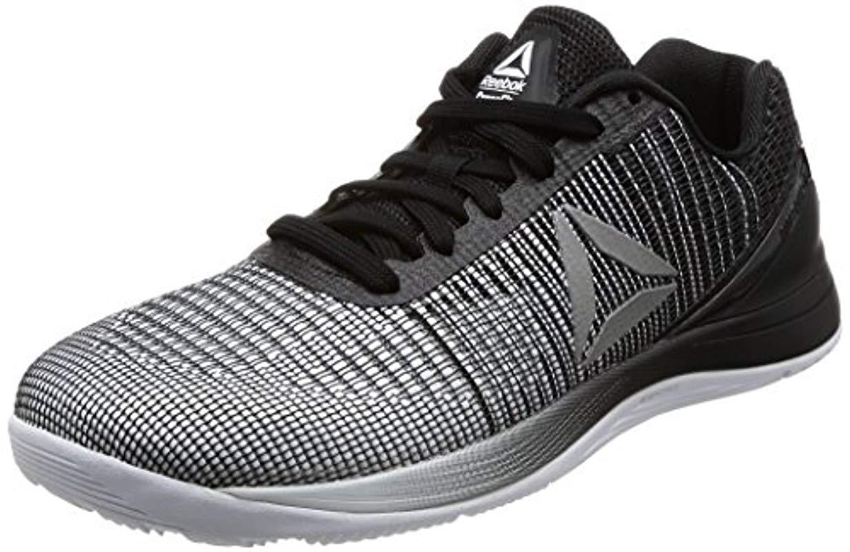 59ade3e3947 Reebok R Crossfit Nano 7 Training Shoes in Black for Men - Lyst